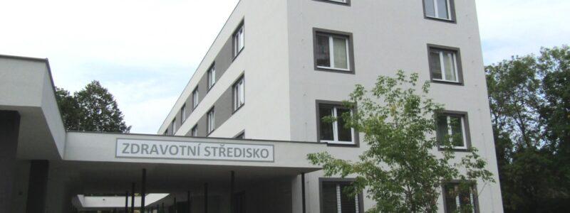 Sanace zdravotního střediska na ul. Dlouhá třída 83, Havířov-Podlesí