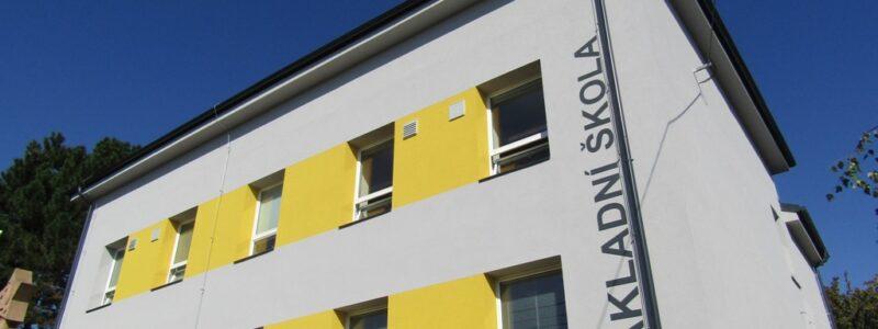 Modernizace a rekonstrukce objektu základní školy Těškovice včetně přístavby šaten