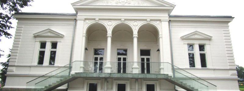 Celková rekonstrukce objektu vily v parku Ed. Beneše č. p. 243 v  Kopřivnici
