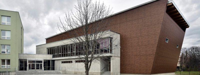 Tělocvična Gymnázia Frýdlant nad Ostravicí