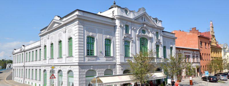 Rekonstrukce a adaptace památkově chráněného Národního domu, Starý Bohumín
