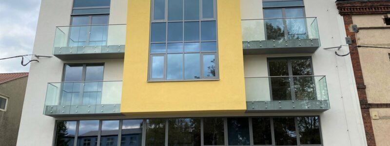Rekonstrukce a výstavba rohového objektu Domova Slunovrat včetně základního vybavení – Rohový objekt Domova Slunovrat, Ostrava-Přívoz