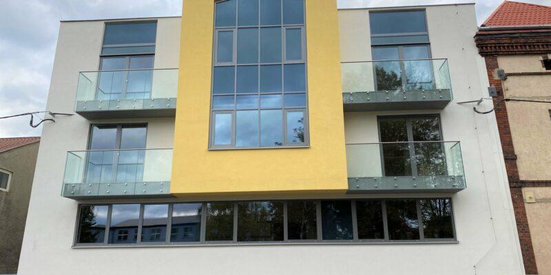 Rekonstrukce a dostavba Domova Slunovrat zvýšila komfort uživatelů i personálu