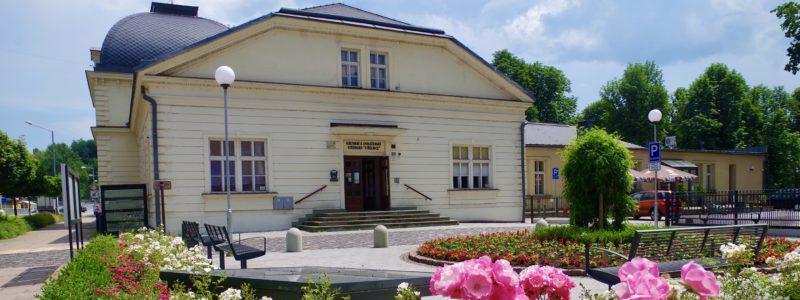 Rekonstrukce a dostavba areálu KaSS Střelnice v Českém Těšíně