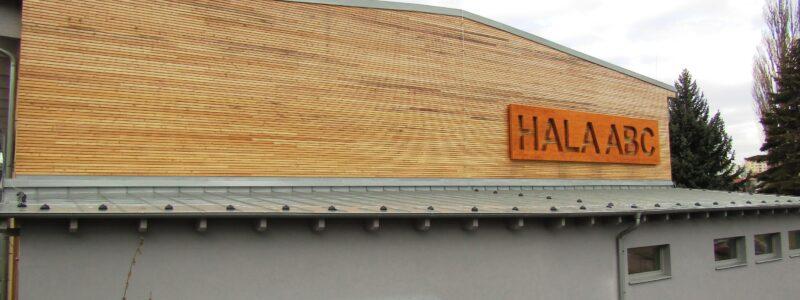 Stavební úpravy, přístavba a nástavba víceúčelové haly ABC v areálu TJ Nový Jičín