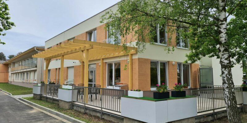 Nový Domov: Rekonstrukce a dostavba zvýšily kapacitu i komfort