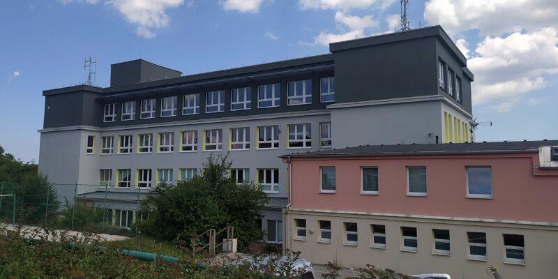 Ludgeřovická škola získala další patro a pět moderních učeben
