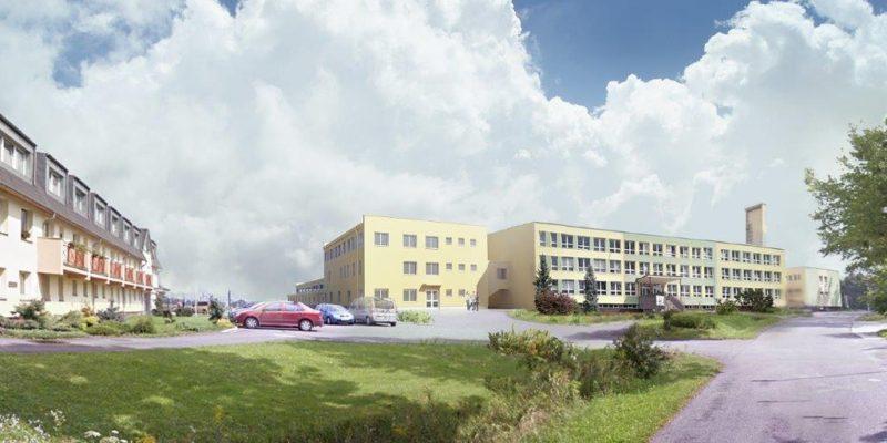 Přebíráme staveniště pro největší investici do krajského školství