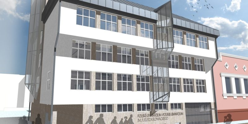 Začíná náročná rekonstrukce budovy gymnázia